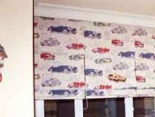 Çocuk Odası Arabalı Perde | Perde | Stor Perde