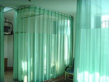 Hastahane Yatak Bölmesi 2 | Perde