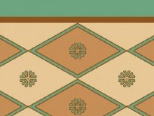 Koridor ve Bordürlü Halılar 33 | Duvardan Duvara Halı | Dinarsu