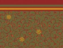 Koridor ve Bordürlü Halılar 63 | Duvardan Duvara Halı | Dinarsu