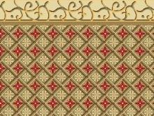 Koridor ve Bordürlü Halılar DESENLİ | Duvardan Duvara Halı | Dinarsu