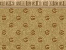 Koridor ve Bordürlü Halılar KAHVE | Duvardan Duvara Halı