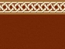 Koridor ve Bordürlü Halılar KİREMİT | Duvardan Duvara Halı
