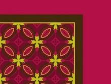 Koridor ve Bordürlü Halılar PEMBE | Duvardan Duvara Halı | Dinarsu