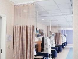 Hastane Yatak Bölmesi 3